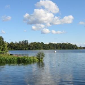 Spacerem nad jezioro...tylko w Bielkowie