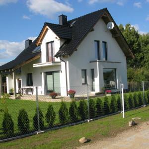 Dom pod Gdańskiem