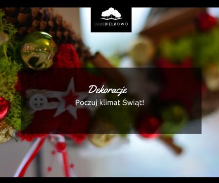 Jak udekorować i ozdobić dom na święta Bożego Narodzenia?