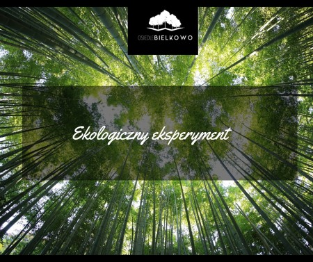 Ekologiczny eksperyment